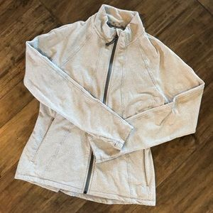 Athleta fitted jacket
